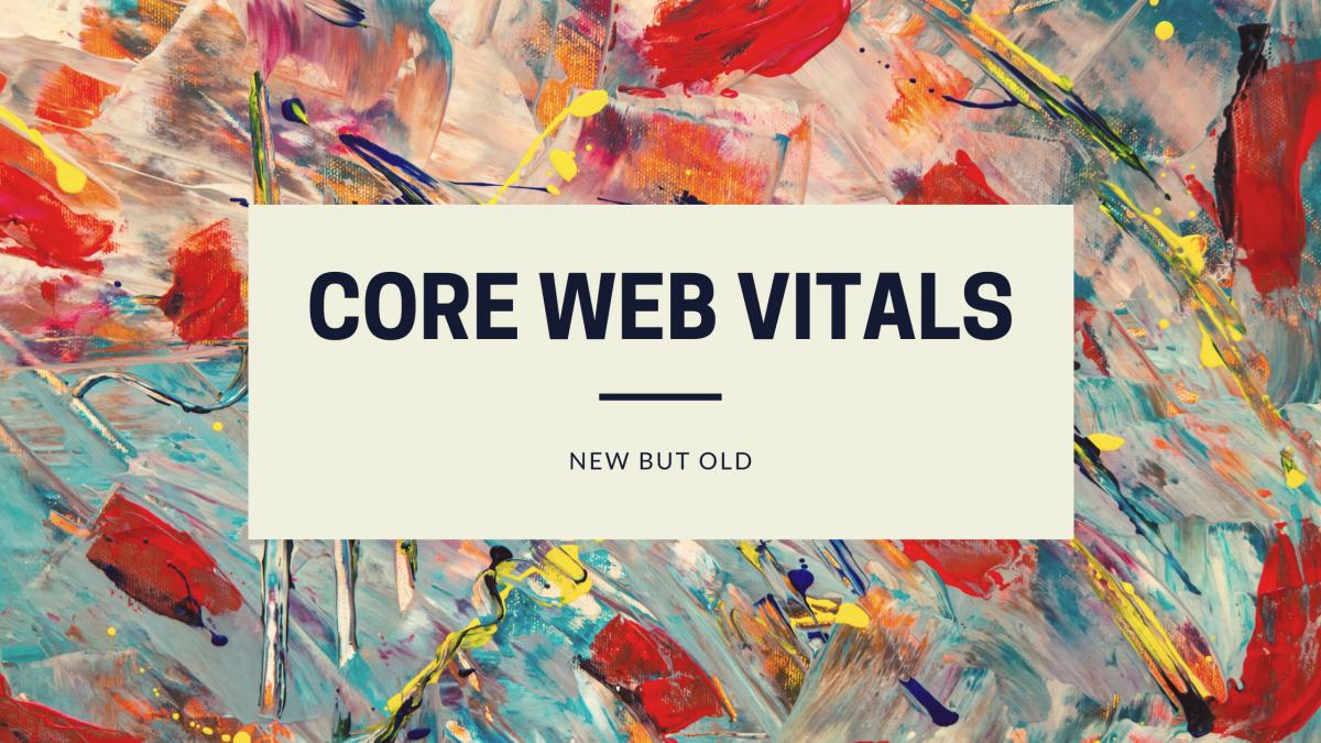 Blog Core Web Vitals